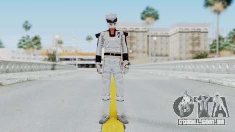 Power Rangers Jungle Fury - Rhino para GTA San Andreas segunda tela