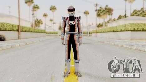 Power Rangers Operation Overdrive - Mercury para GTA San Andreas segunda tela