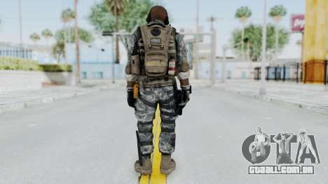 Battery Online Soldier 6 v2 para GTA San Andreas terceira tela