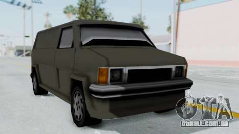 Burrito from Manhunt 2 para GTA San Andreas