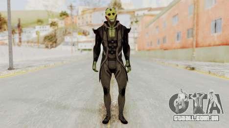 Mass Effect 2 Thanes para GTA San Andreas segunda tela