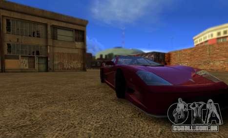 ENB - AOFX para GTA San Andreas segunda tela