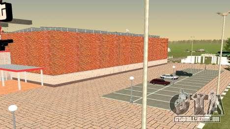 Novas texturas Penal, Rússia para GTA San Andreas sétima tela