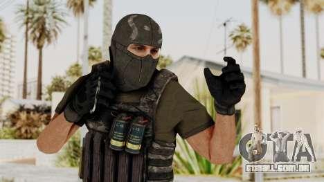 CoD AW KVA SMG para GTA San Andreas