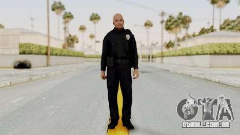 GTA 5 LV Cop para GTA San Andreas segunda tela