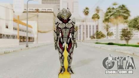 Mass Effect 3 Collector Captain para GTA San Andreas segunda tela