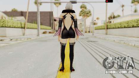 DoA5 Ultimate Christie Halloween 2013 v2 para GTA San Andreas