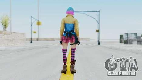 Counter Strike Online 2 - Tammy para GTA San Andreas terceira tela