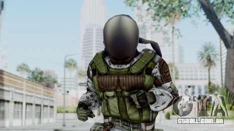 Monolith Scientific Suit para GTA San Andreas