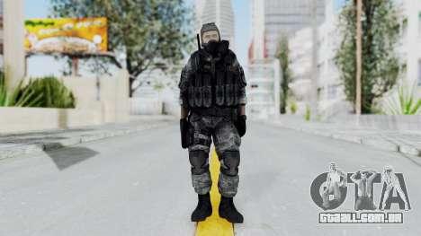 Battery Online Soldier 4 v3 para GTA San Andreas segunda tela