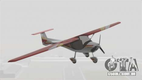Ultralight Allegro 2000 v3 para GTA San Andreas