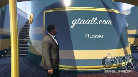 GTA 5 Yacht Deluxe 1.9 segundo screenshot