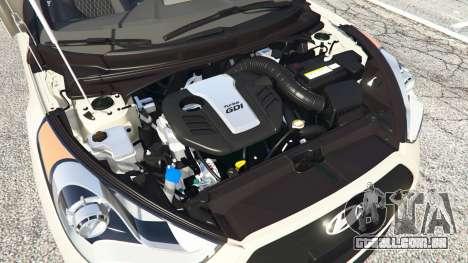 Hyundai Veloster Turbo para GTA 5
