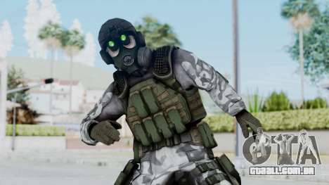 Black Mesa - HECU Marine v1 para GTA San Andreas