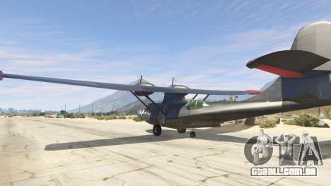 GTA 5 PBY 5 Catalina terceiro screenshot