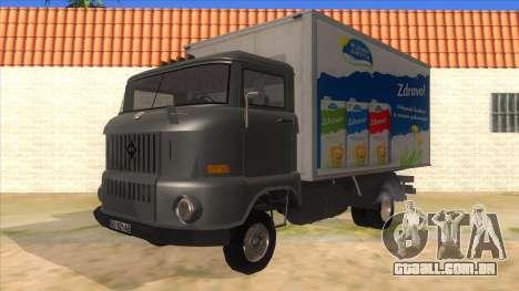 IFA W50 para GTA San Andreas