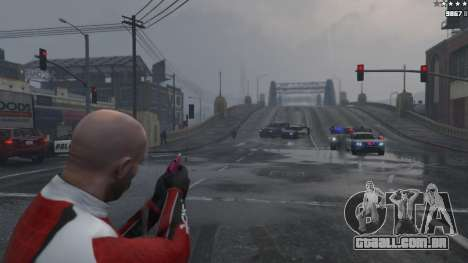 GTA 5 Bullet Knockback 1.4b quarto screenshot