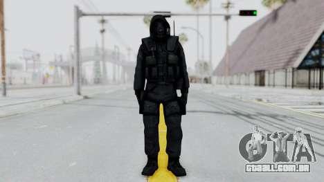 Hodeed SAS 9 para GTA San Andreas segunda tela