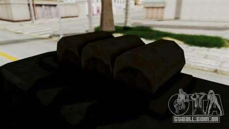 Boodhound Burrito - Manhunt 2 para GTA San Andreas vista direita