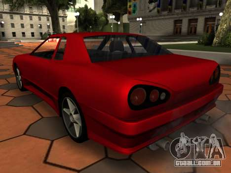 Elegy PFR v1.0 para as rodas de GTA San Andreas