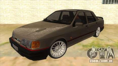 Ford Sierra Sapphire Cosworth para GTA San Andreas