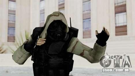 Hodeed SAS 2 para GTA San Andreas