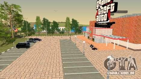 Novas texturas Penal, Rússia para GTA San Andreas