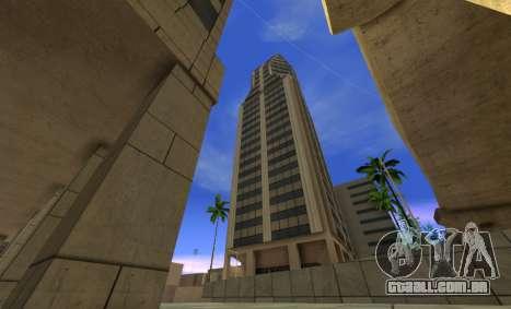 ENB - AOFX para GTA San Andreas por diante tela