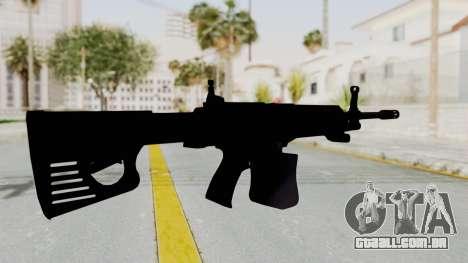 LSAT para GTA San Andreas segunda tela