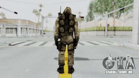 Hodeed SAS 6 para GTA San Andreas terceira tela