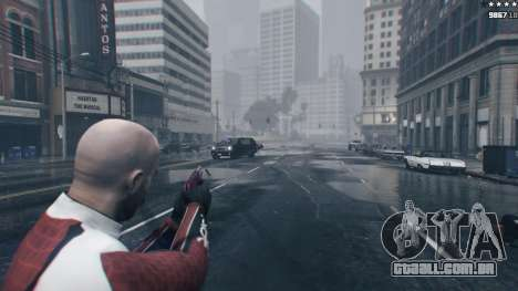 GTA 5 Bullet Knockback 1.4b terceiro screenshot