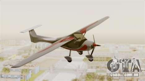 Ultralight Allegro 2000 para GTA San Andreas