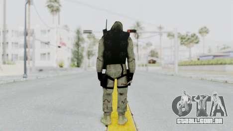 Hodeed SAS 2 para GTA San Andreas terceira tela