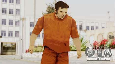 Claude Speed (Prision) from GTA 3 para GTA San Andreas