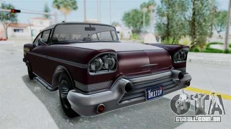 GTA 5 Declasse Tornado Bobbles and Plaques para GTA San Andreas