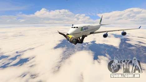 GTA 5 Nice Fly 2.5 sexta imagem de tela