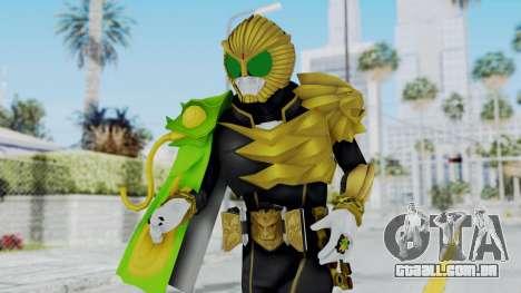 Kamen Rider Beast Chameleo para GTA San Andreas