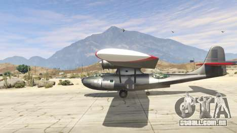 GTA 5 PBY 5 Catalina segundo screenshot