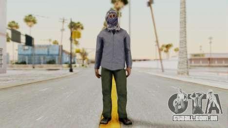 Middle East Insurgent v2 para GTA San Andreas segunda tela