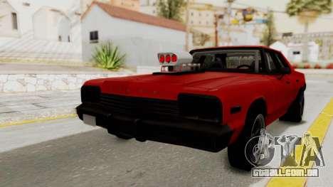 Dodge Monaco 1974 Drag para GTA San Andreas