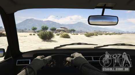 GTA 5 Lada 2107 voltar vista