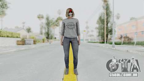 Lowriders Custom Classics DLC Female para GTA San Andreas segunda tela