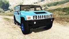 Hummer H2 2005 [matiz] v2.0