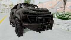 PITBULL from CoD Advanced Warfare para GTA San Andreas