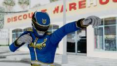 Power Rangers Megaforce - Blue