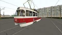 Tatra T3 serviço