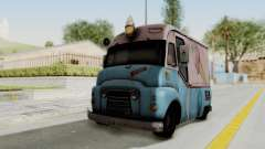 Hitman Absolution - Ice Cream Van