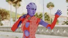 Mass Effect 3 Aria TLoak Dress