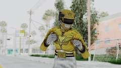 Power Rangers Megaforce - Yellow