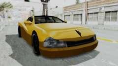 Cheetah ZTR v1 para GTA San Andreas